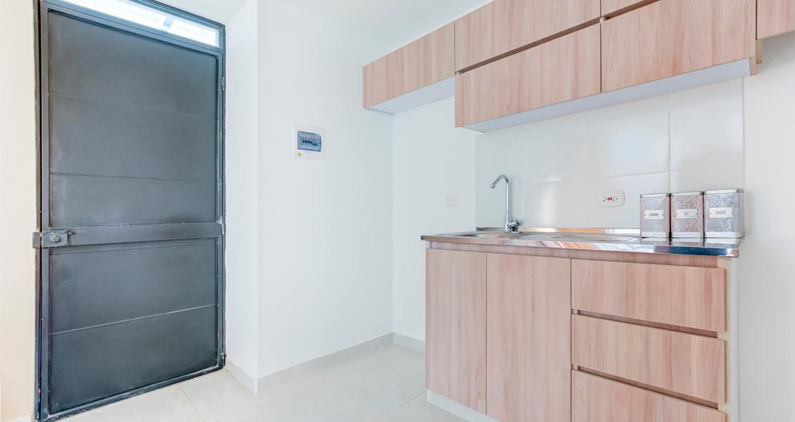Brisas apartamento tipo 46 Santa Marta Constructora Bolivar