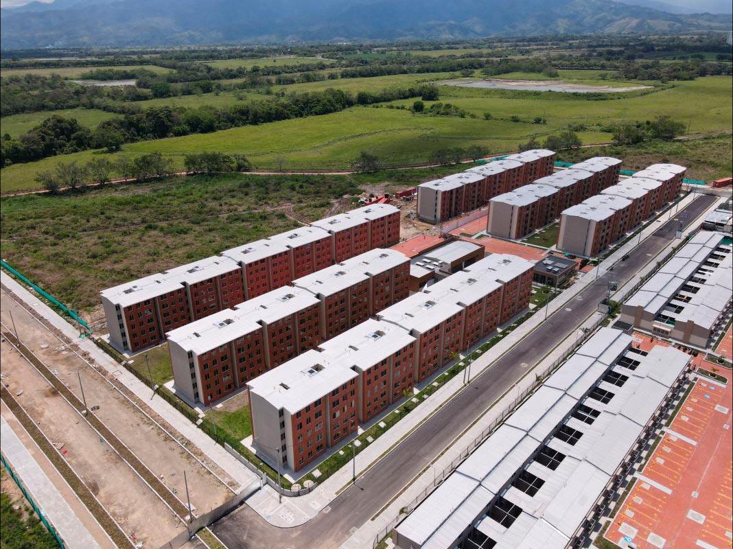 Avance de obra Algarrobo Marzo 2021
