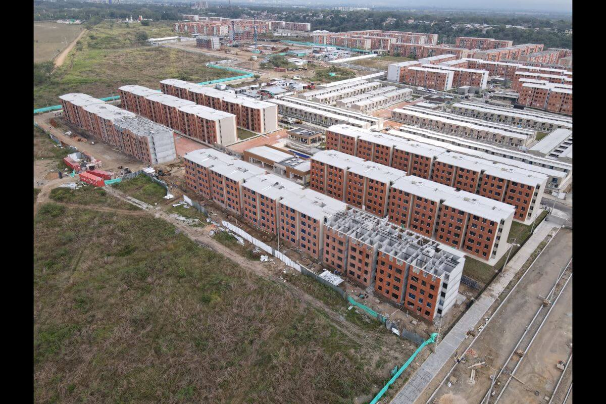 Avance de obra Algarrobo Febrero 2021
