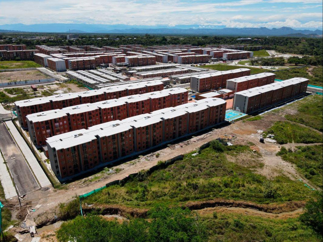 Avance de obra Algarrobo junio 2021