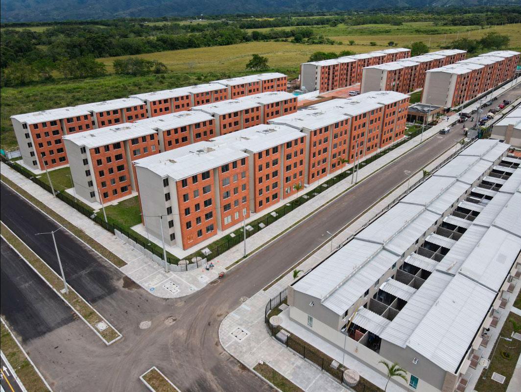 Avance de obra Algarrobo Mayo 2021