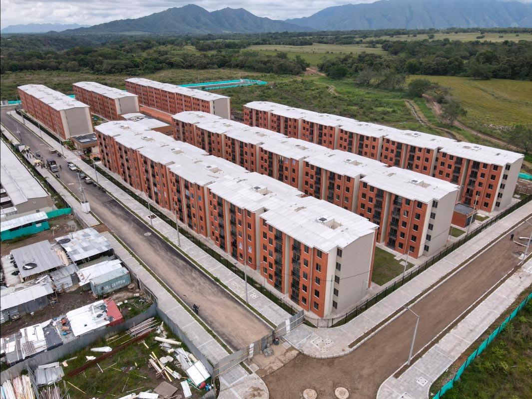 Avance de obra Algarrobo Abril 2021