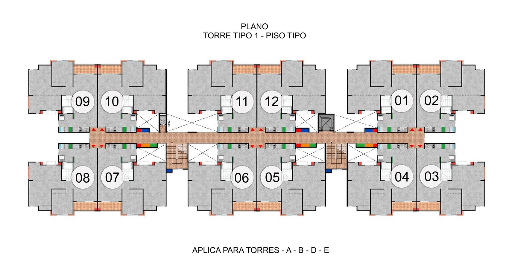 Solaria Proyecto de apartamentos en jamundi, con subsidio de vivienda, constructora bolivar