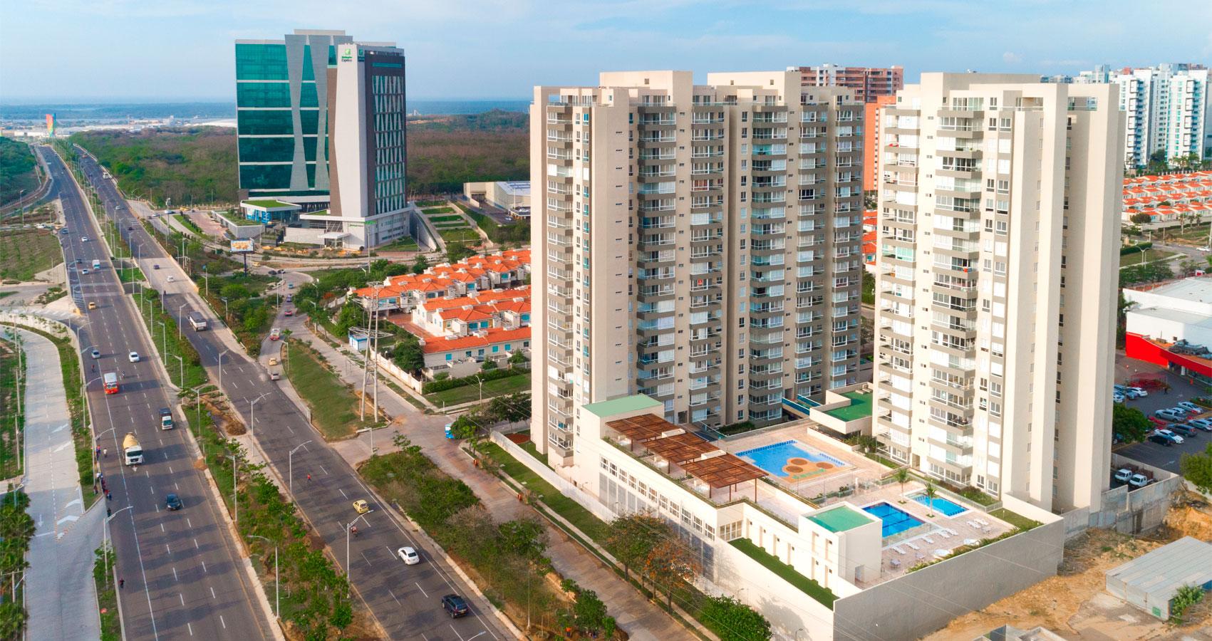 Oceana 52 Barranquilla Constructora Bolívar