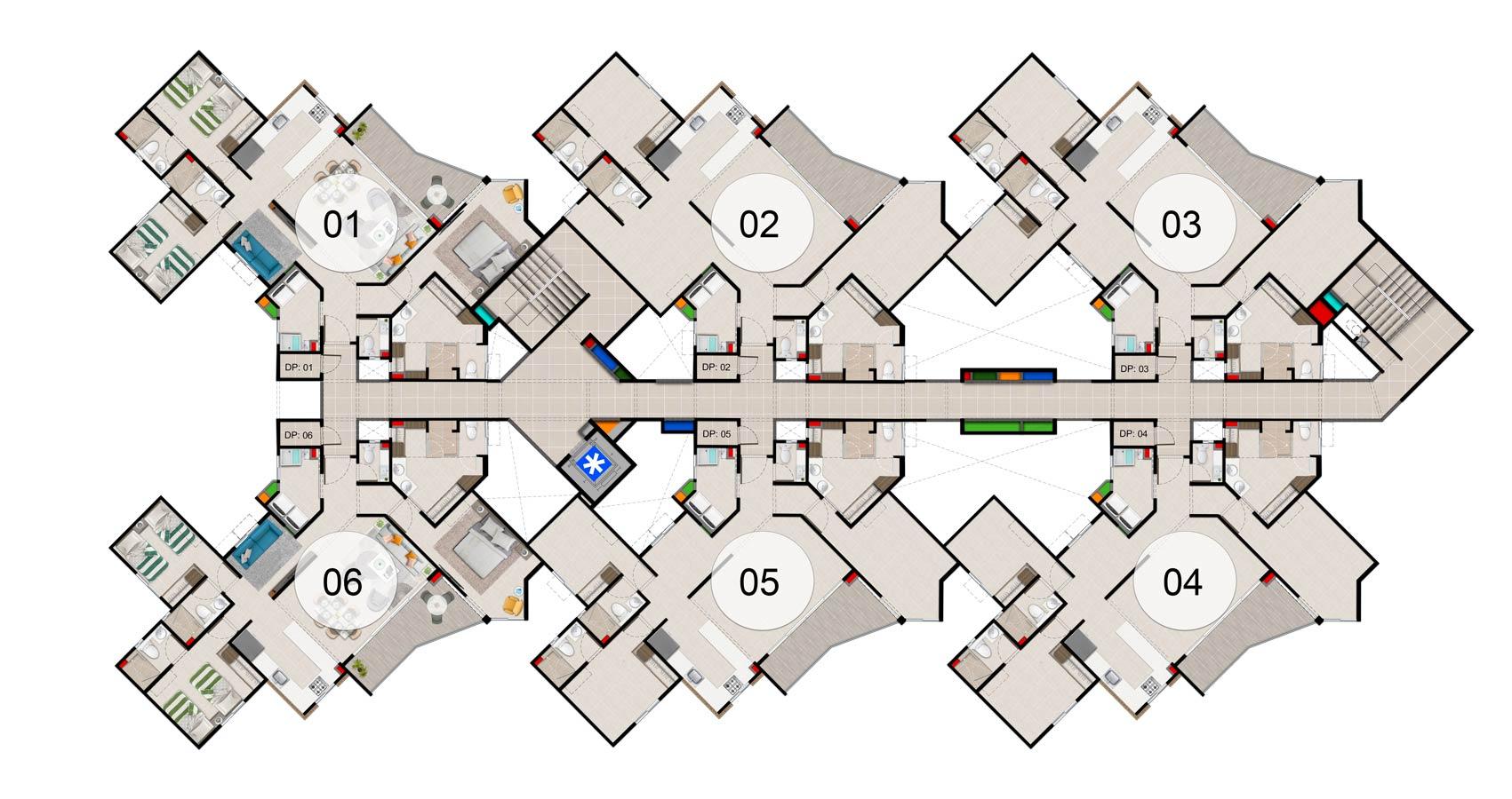 Portobelo proyecto de vivienda en cali vivero parque residencial sur