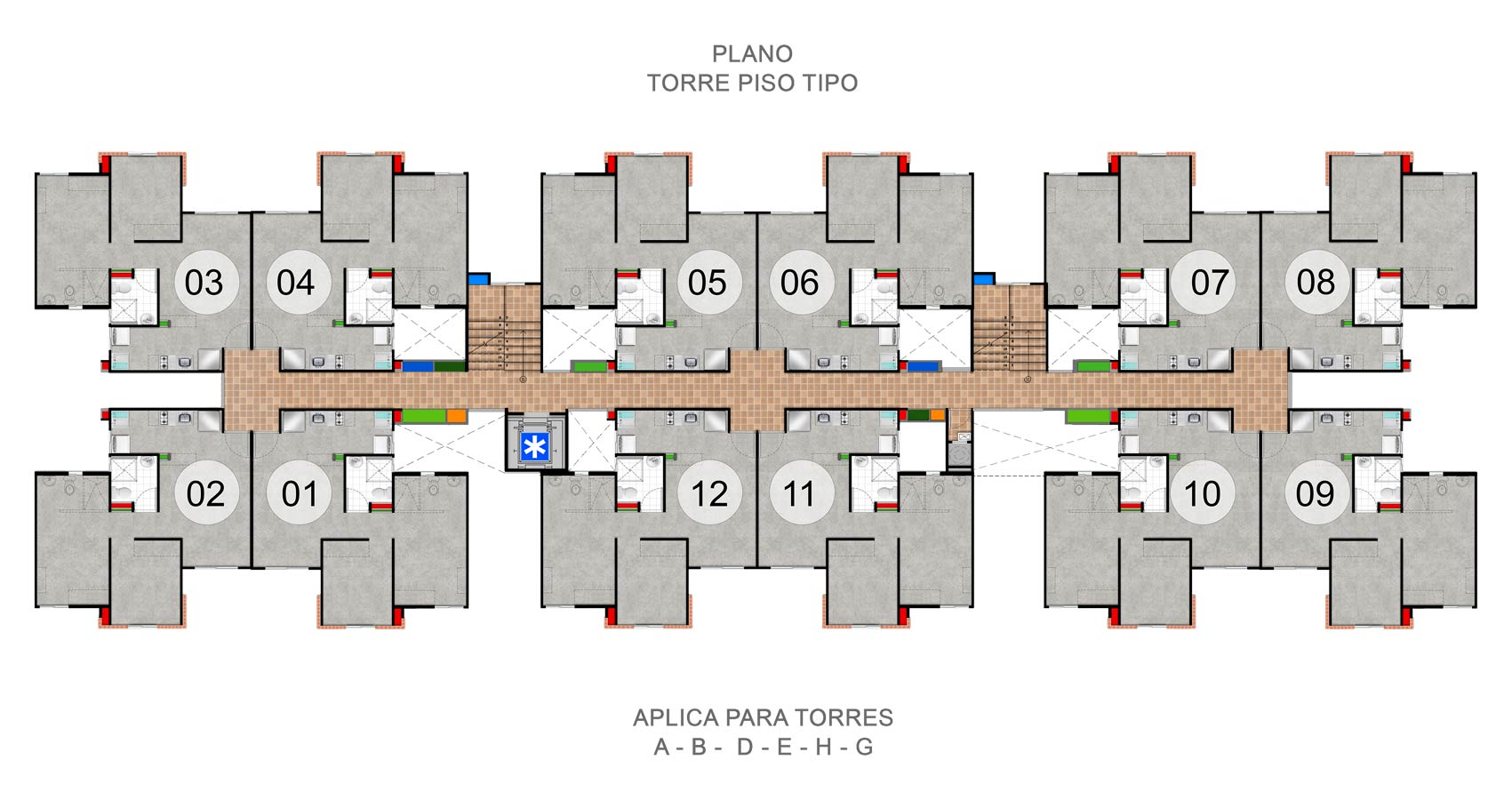 Roseto Proyecto de apartamentos en jamundi, con subsidio de vivienda, constructora bolivar