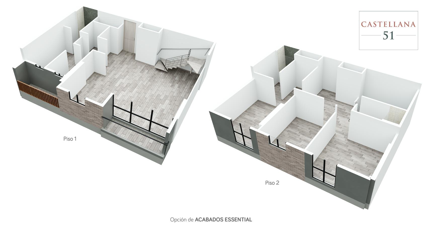 Castellana 51 apartamentos Barranquilla Constructora Bolívar Vivienda