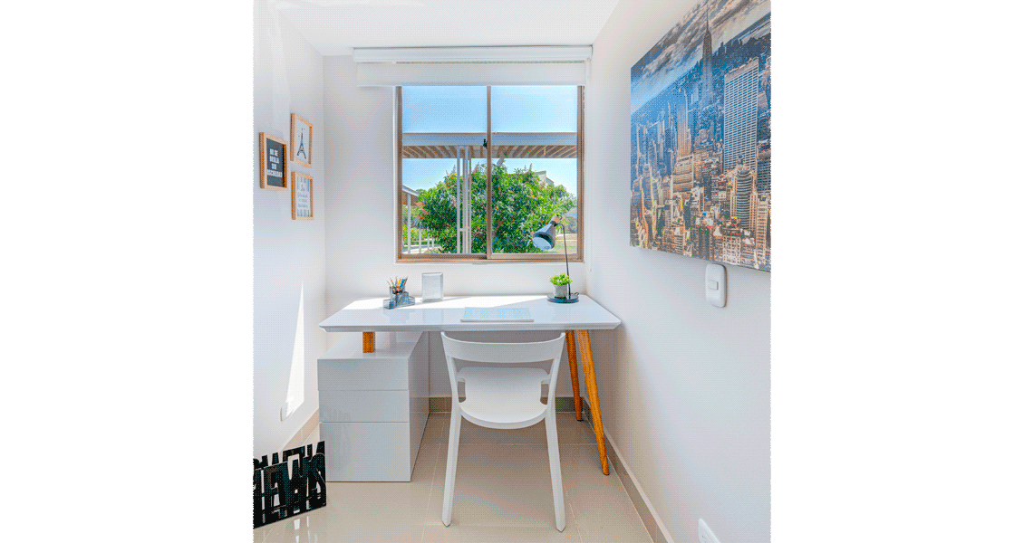 Planta apartamento Girasoles Soledad Atlántico