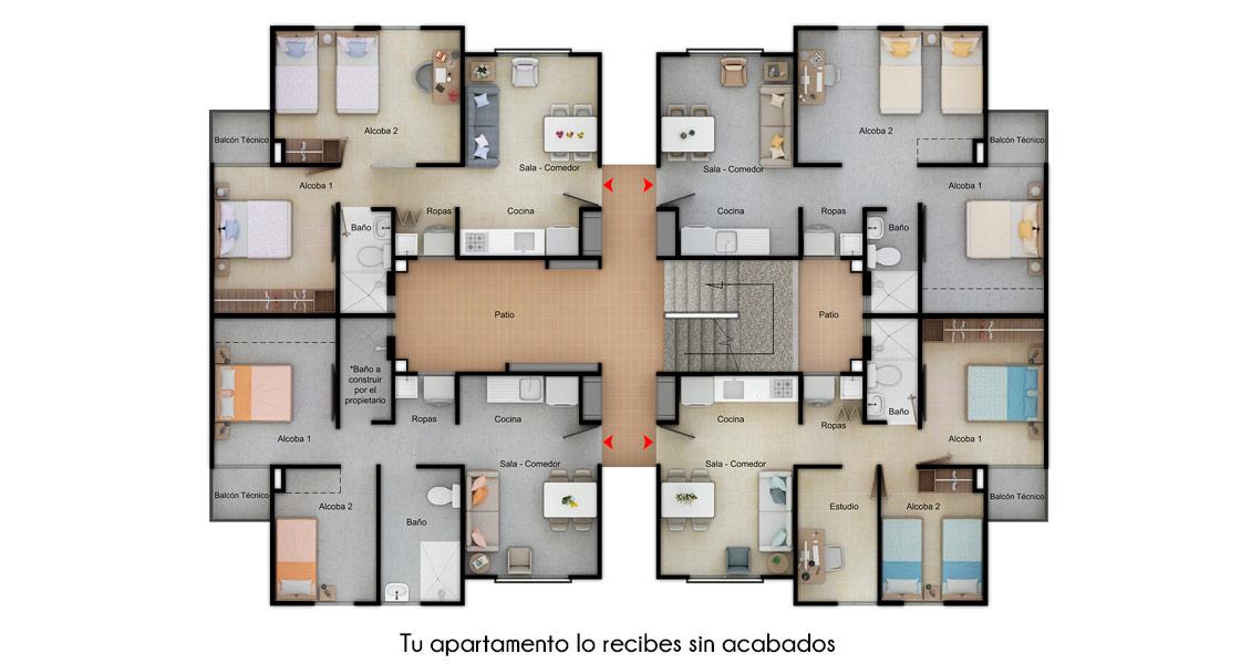 proyecto de vivienda en santa marta con subsidio de vivienda