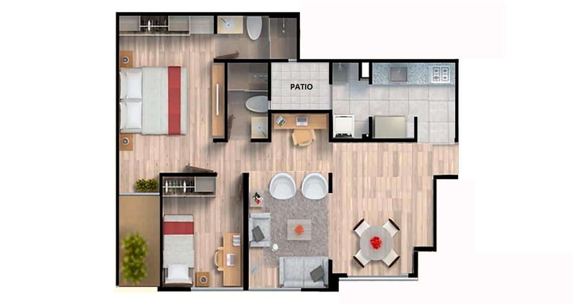 proyecto de apartamentos al norte de bogota
